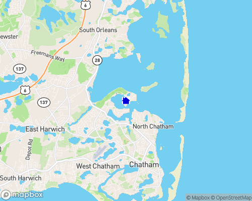 Crows Pond Map