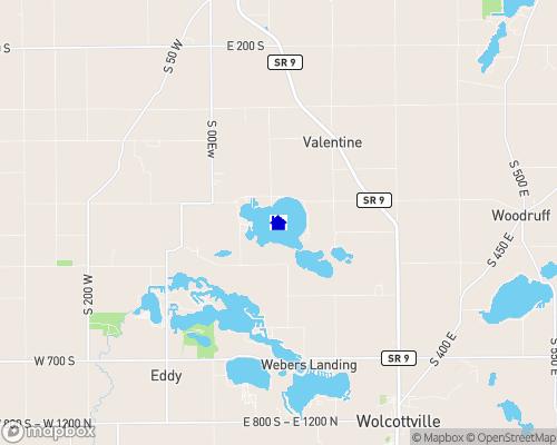 Oliver Lake Map