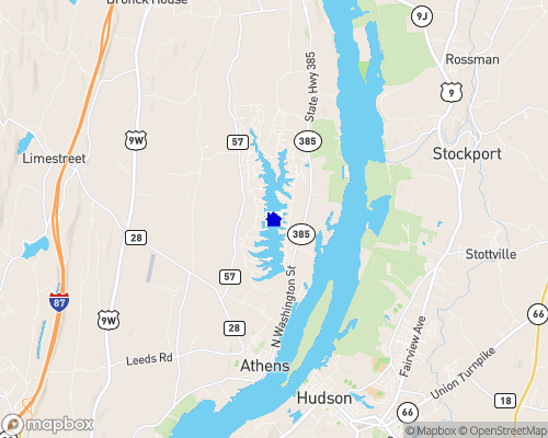 Sleepy Hollow Lake Map