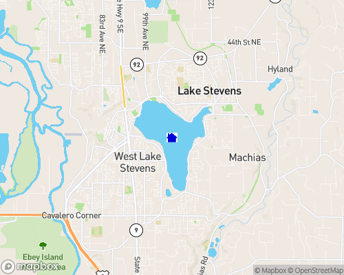 Map Of Properties For Sale In South West Wa