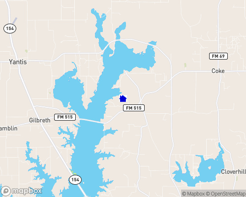 Lake Fork Ranches Map