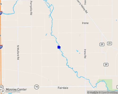 Kishwaukee River Map