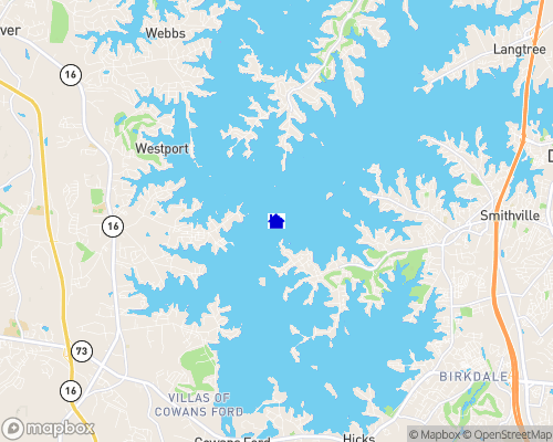 Lake Norman Map