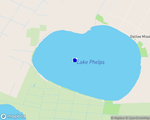 Phelps Lake Map
